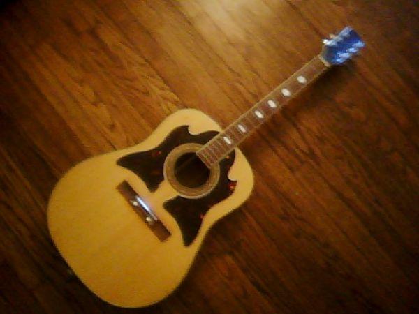Craigslist Vintage Guitar Hunt Del Rey Acoustic In