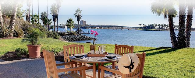 Movimentação de turistas e hospedagens em San Diego no mês de outubro