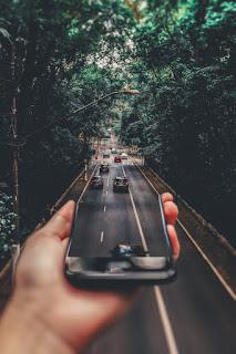 Le rêve d'un automobiliste à Genève
