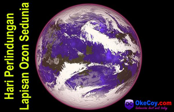 hari perlindungan lapisan ozon sedunia internasional nasional indonesia