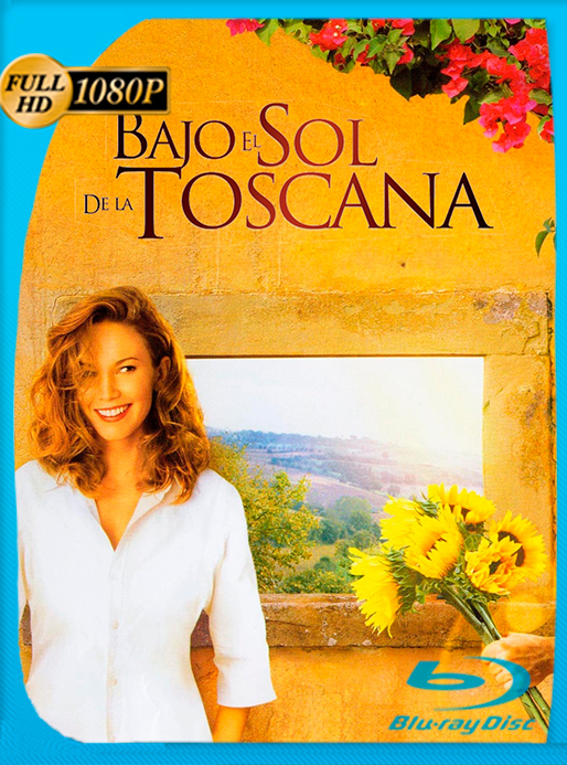 Bajo el sol de la Toscana (2003) HD 1080p Latino Dual [GoogleDrive] [Cespa92]