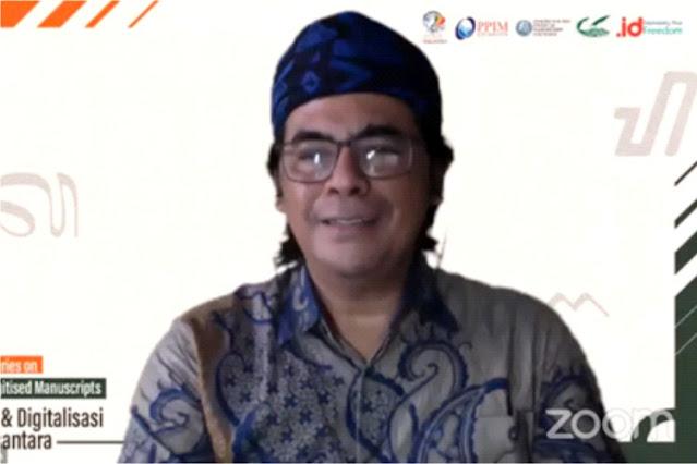MANASSA Dukung Penuh Upaya PANDI dalam Digitalisasi Aksara Nusantara