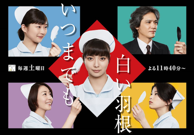Download Dorama Jepang Itsumademo Shiroi Hane Batch Subtitle Indonesia