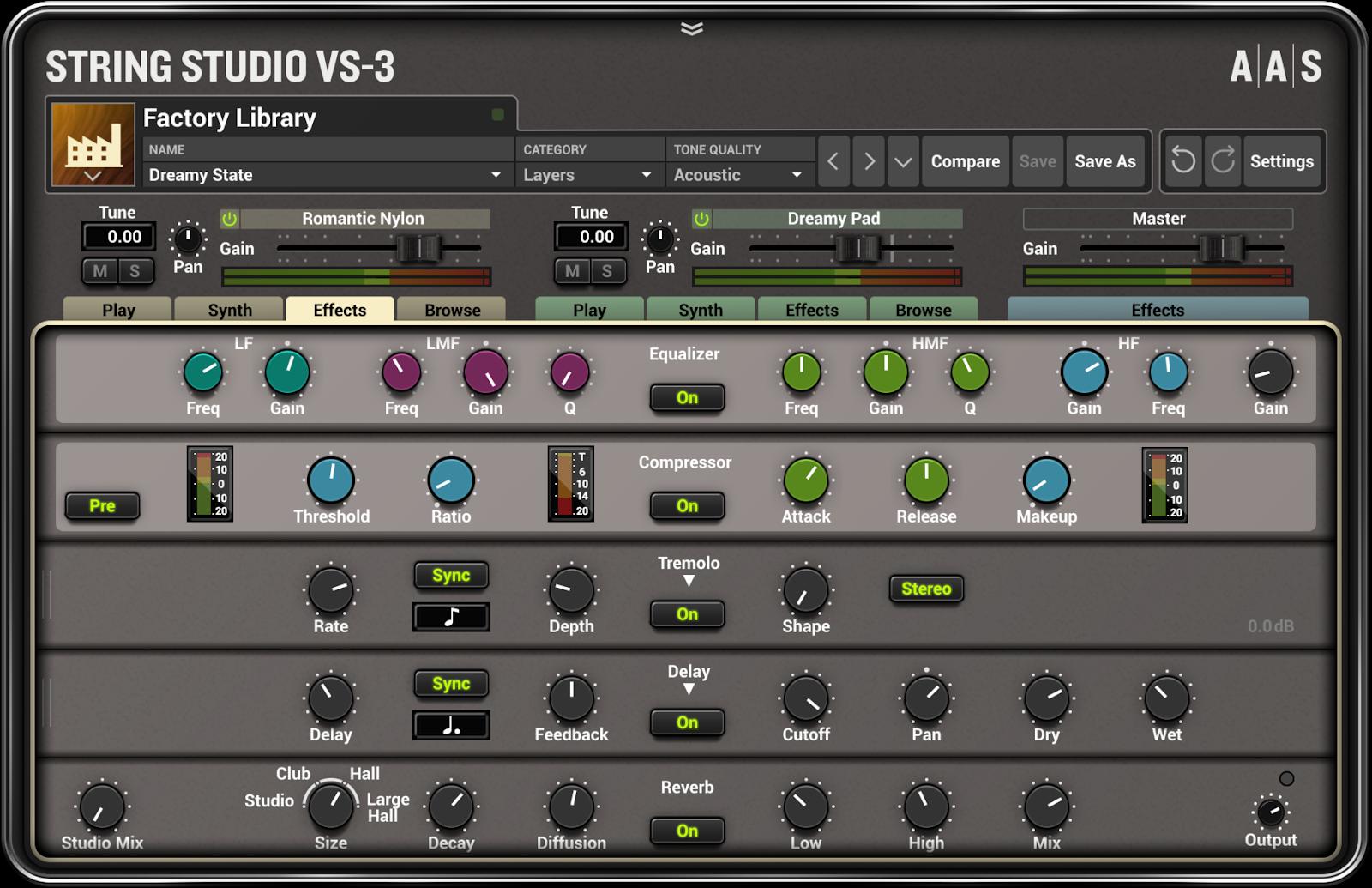 MATRIXSYNTH: Introducing String Studio VS-3 string