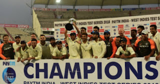 Paytm restores its title sponsorship for BCCI for worldwide and private matches until 2023