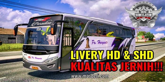 download bussid livery hd shd jernih