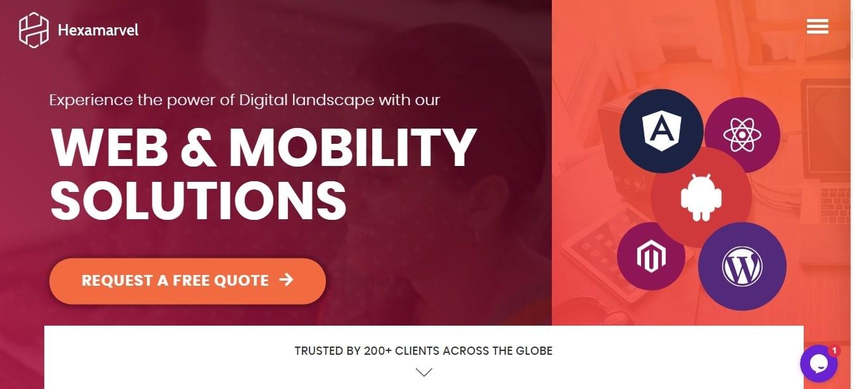 Hexamarvel - Digital Marketing Company
