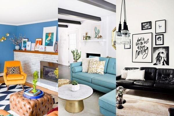 6 Desain Ruang Tamu Scandinavian ini Elegan Abis, Intip Yuk!