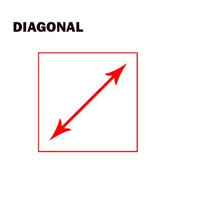 Garis Diagonal