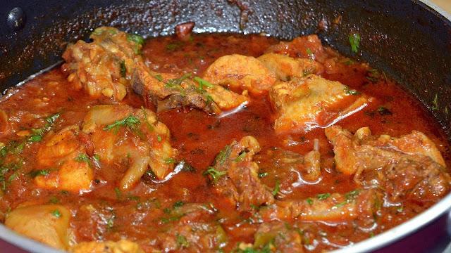 Chicken Curry - Kukhura Tarkari recipe