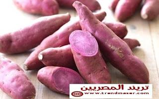 البطاطا اليبانية