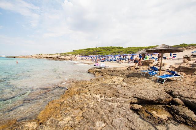 Spiaggia di Punta della Suina