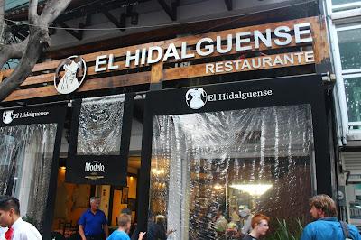 Mexico City: El Hidalguense