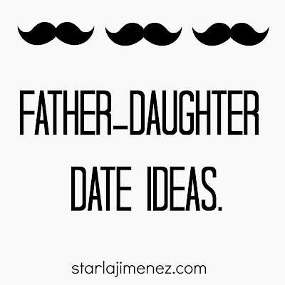 Parenting girls, father daughter date ideas