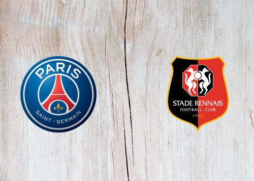 PSG vs Rennes -Highlights 07 November 2020