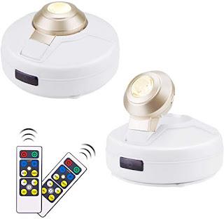 HONWELL Cellular Battery Operated LED Light