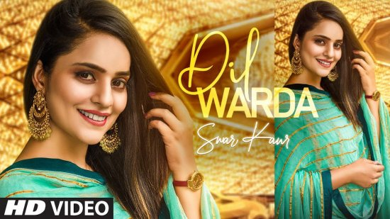 Dil Warda Lyrics Swar Kaur