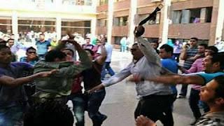 هجوم على مدرسة المرقب