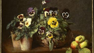 Las flores de Henri Fantin-Latour