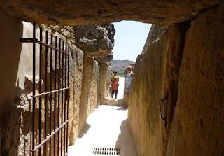 El dolmen de Viera.