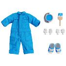 Nendoroid Colorful Coveralls, Blue Clothing Set Item