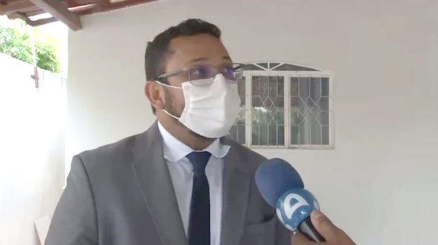 Vídeo: Corsino Peixoto diz que teve seu direito como advogado cerceado na delegacia em Patos