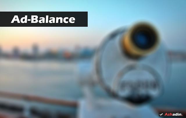 Cara menggunakan fitur Ad Balance Adsense yang benar untuk meningkatkan pendapatan
