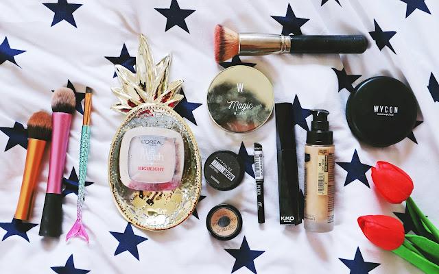 Moje kosmetyki do codziennego makijażu  - Czytaj więcej »