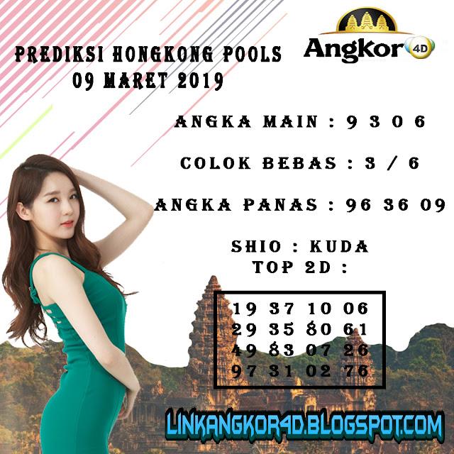 PREDIKSI HONGKONG POOLS 09 MARET 2019