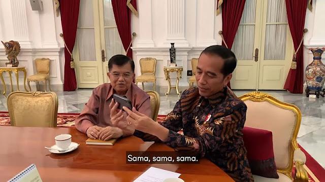 Presiden Jokowi Sebut Pemilu 2019 Perlu Dievaluasi