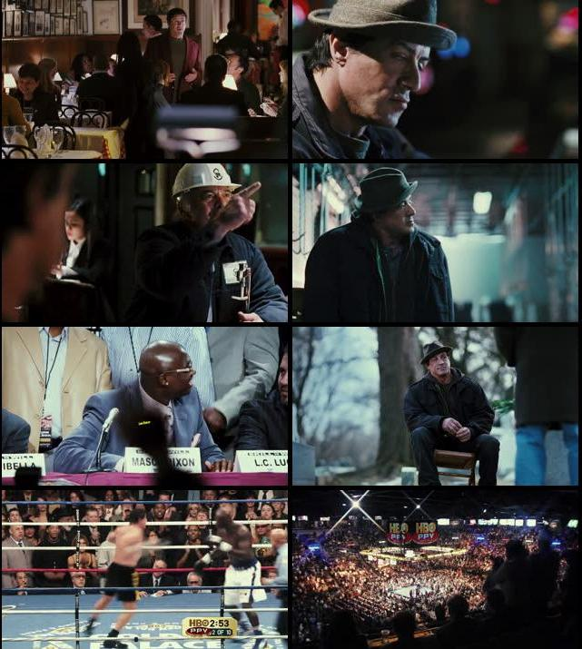 Rocky Balboa 2006 Dual Audio Hindi 480p BluRay