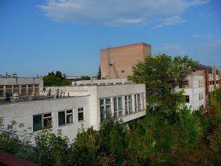 Сміла. Станція ім. Т. Шевченка. Виробничі будівлі і транспортний цех