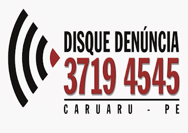Disque-Denúncia Agreste.