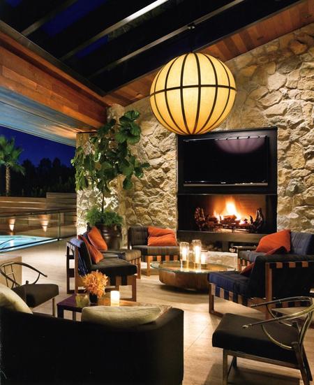 New Home Interior Design: Jennifer Aniston's House