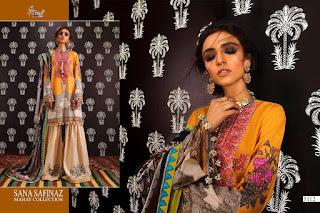 Shree Fab Sana Safinaz Mahay pakistani Suits