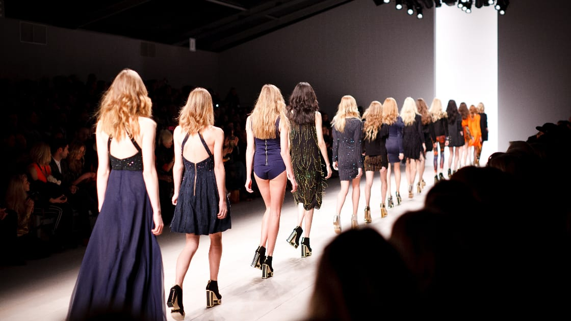 fashion show catwalk