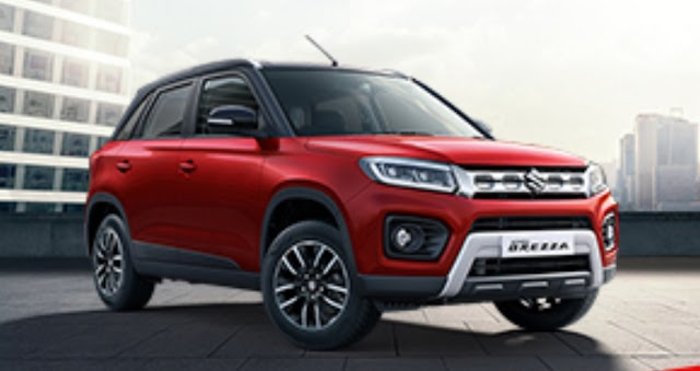 Maruti suzuki Vitara brezza has expected start booking in this month.