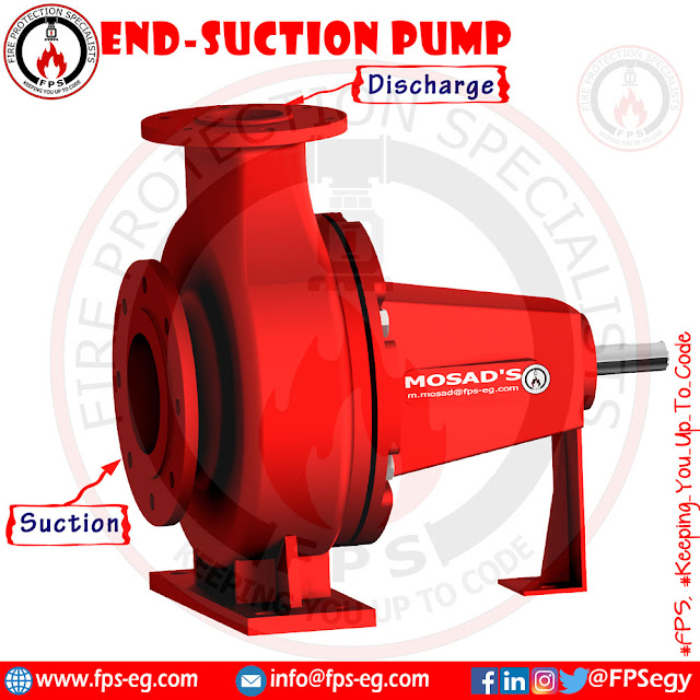 End-Suction pump vs Horizontal Split Case in Fire Fighting Application