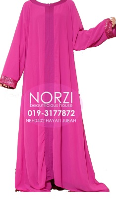 NBH0402 HAYATI JUBAH (MATERNITY AND NURSING FRIENDLY)