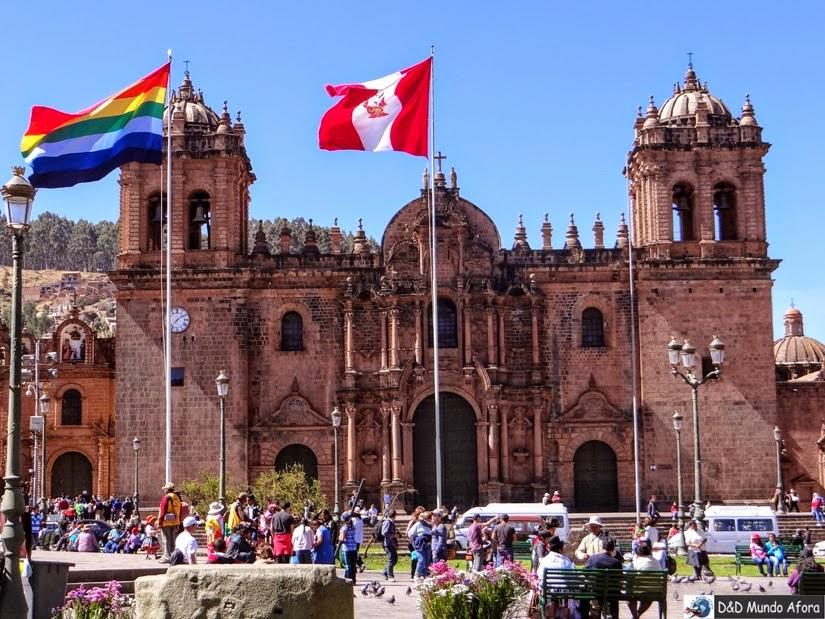 catedral de Cusco - 5 lugares incríveis no Peru com criança