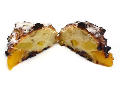 パイナップルとビターチョコレートのリュスティック   LE PAIN de Joël Robuchon(ル パン ドゥ ジョエル・ロブション)