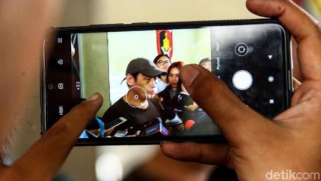Kasus Ninoy, Polisi: S Diperintah Munarman Hapus CCTV & Tak Beri ke Polisi