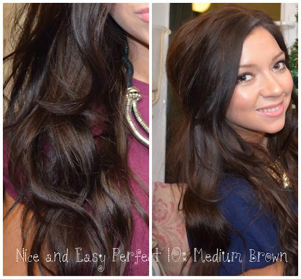 's hair colour