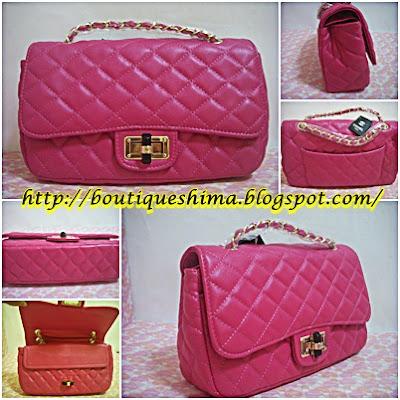 Chanel Flip Handbag