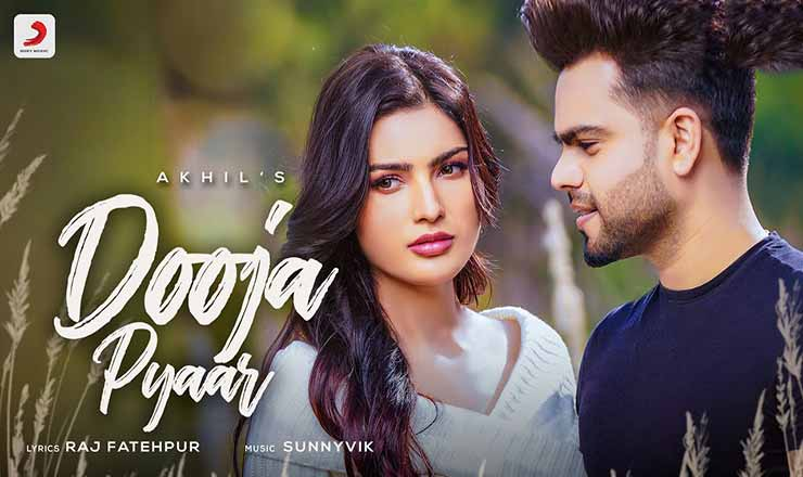 Dooja Pyaar Lyrics in Hindi