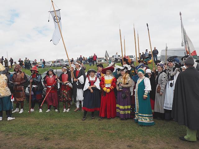 """""""Сибирский огонь - 2019"""", парад участников (""""Siberian Fire - 2019"""" parade of participants)"""