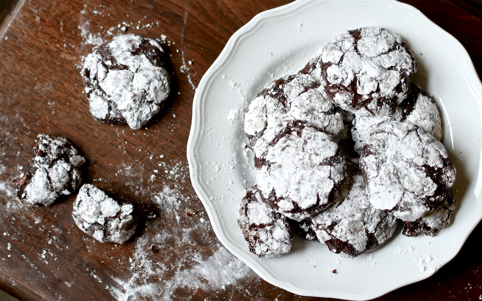 Yammie S Glutenfreedom Six Ingredient Chocolate Fudge