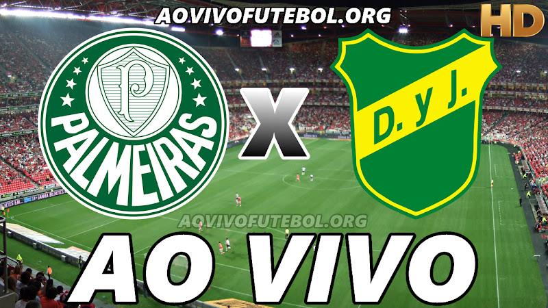 Palmeiras x Defensa Y Justicia Ao Vivo Hoje em HD