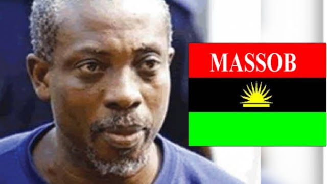 We want Biafra, not Igbo Presidency, MASSOB fires back at Ohanaeze Ndigbo
