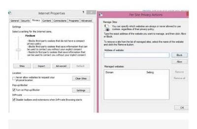 Memblokir Sebuah Website Tertentu dengan Google Chrome